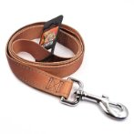 REFLECTIVE LEASH (BROWN) (EXTRA LARGE) (25mmx120cm) BWNDL0525BNXL