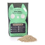 WEE KITTY ECO PLANT SOY & WHEAT CLUMPING LITTER 8L(4kg) RFC0RCEPL8