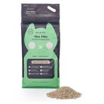 WEE KITTY ECO PLANT SOY & WHEAT CLUMPING LITTER 18L(9kg) RFC0RCEPL18