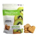 EVERYDAY ESSENTIALS - SHINE CRUNCHY BISCUITS (KIWI+FLAXSEED)340g IOD76112