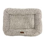 FLUFFY PET MAT (GREY) (MEDIUM) (70x47x9cm) YF109062GYM