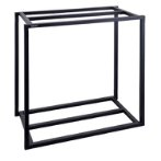 AQUA RACK STEEL 600 BLACK GX038357