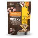 FREEZE DRIED RAW BOOST MIXERS GRAIN-FREE CHICKEN TOPPER 14oz 6270203
