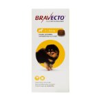 TABLET FOR VERY SMALL DOG - 2-4.5KG MSD-BRAVECTOTABVS