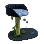 2 TIER WITH REST & TOY & SWATTER (BLUE) (49x31x46cm) YS80412