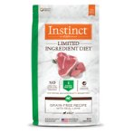 LIMITED INGREDIENT DIET GRAIN-FREE WITH REAL LAMB 4lbs 6175843